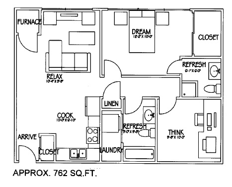 Phase II Floor Plans The Hillcrest Condos